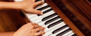 Piano spelen